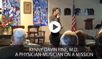 A Physician-Musician on a Mission